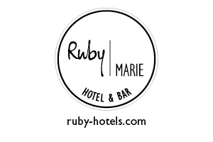 Ruby Marie is Hotel Partner of Take Festival