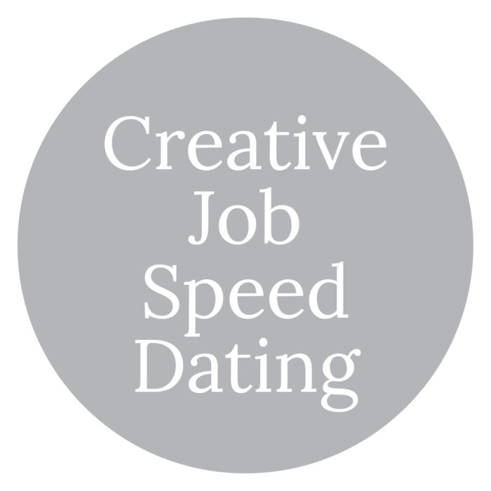 Creative Job Speed Dating