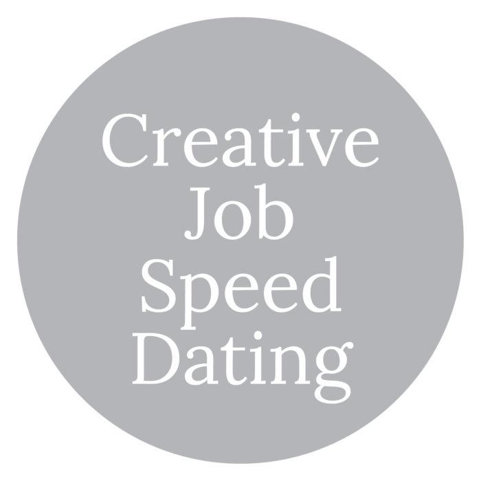 Creative Job Speed Dating