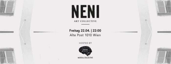 NENI Art Collective Party