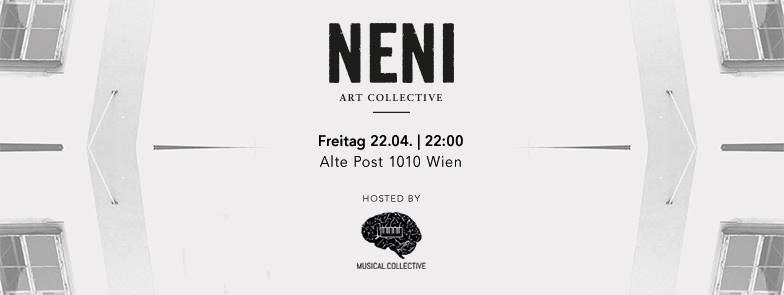 NENI Art Collective Party