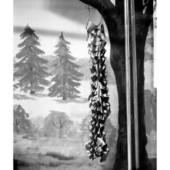 Parallel Vienna presents Elfie Semotan_o.T. (Helmut Lang Backstage), New York 1997