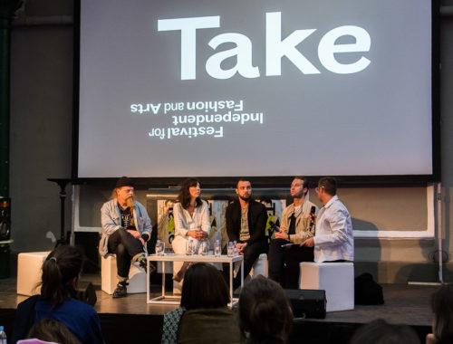 Take Festival Die Presse Schaufenster Talk