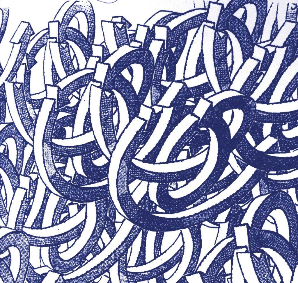 Indigio Punk Kaplan Spirale (c)HelmutKaplan