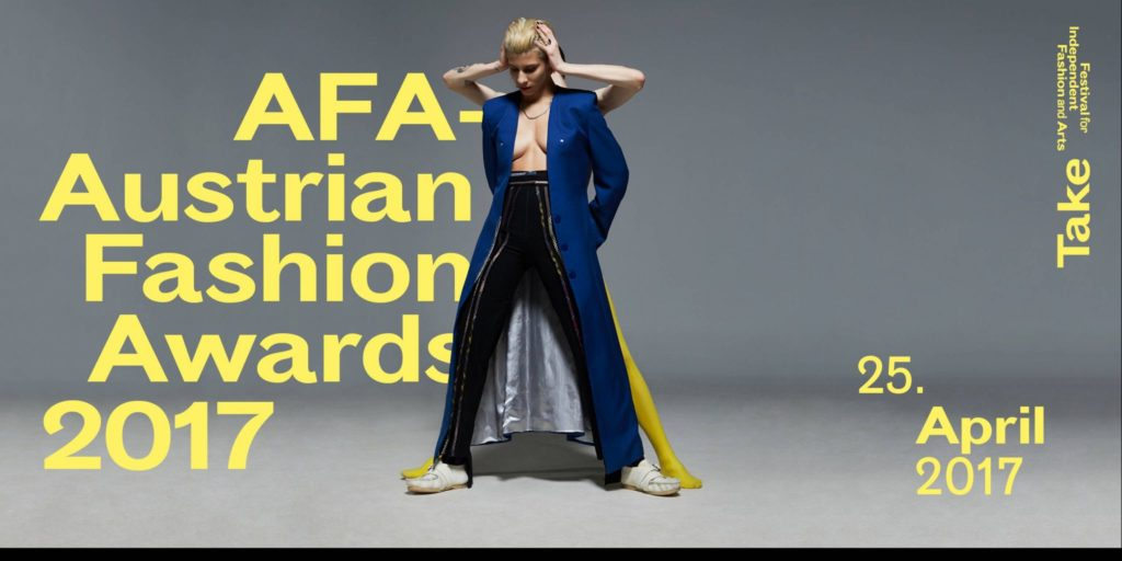 Take Festival AFA-Austrian Fashion Awards