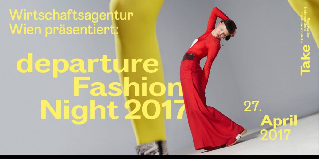 Take Festival Parcours departure Fashion Night