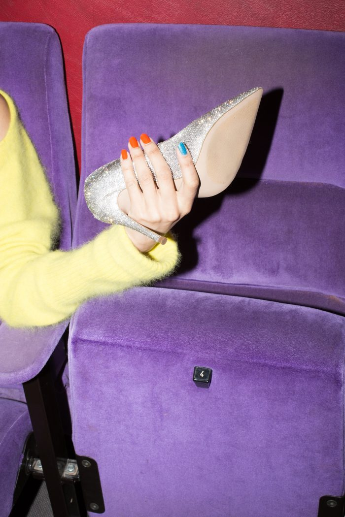 15 minutes of fame_1©Sigrid Mayer Fotografin: ©Sigrid Mayer Styling: ©Jon-Eric Hegemann represented by Stella Talents Beauty: ©Naomi Gugler represented by Stella Talents Beauty: ©Karla Goldoni Model: ©Mary / Stella Models