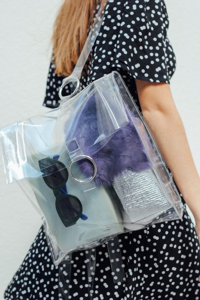 show me what's inside your bag and I tell you who you are ©Julia Skergeth