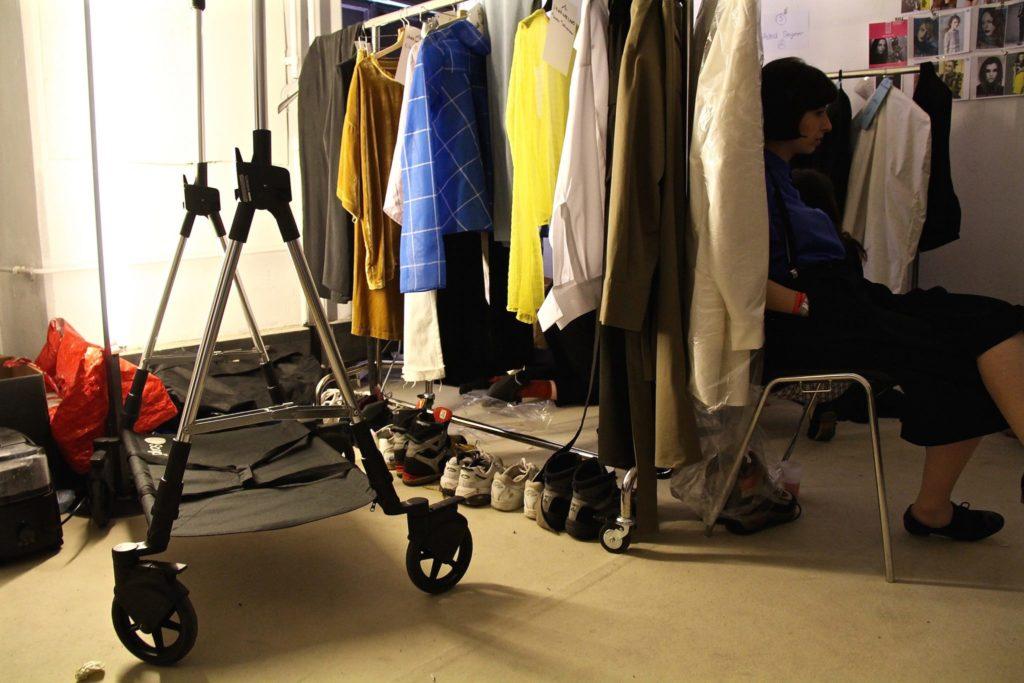 Backstage Departure