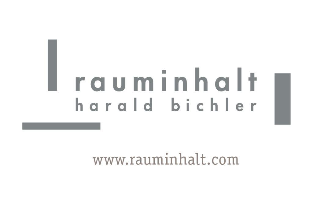 rauminhalt Harald Bichler