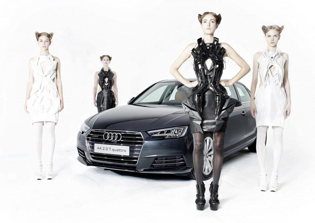 Audi x Anouk Wipprecht ©AudiAG